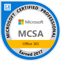 1-MCSA Office 365