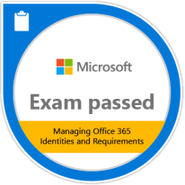 5-Managing O365 Identities and Requirements