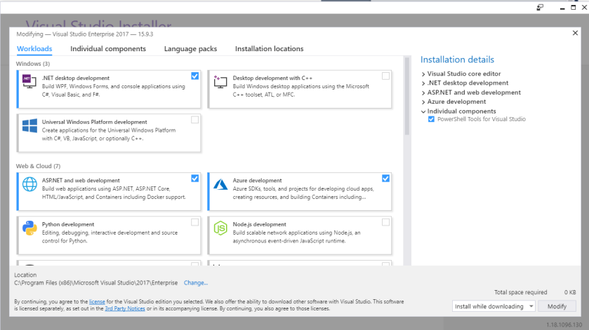 Create Azure Cosmos Databases programmatically using ARM templates